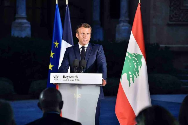 LIBAN : QUELLE MOUCHE A PIQUE MACRON ?