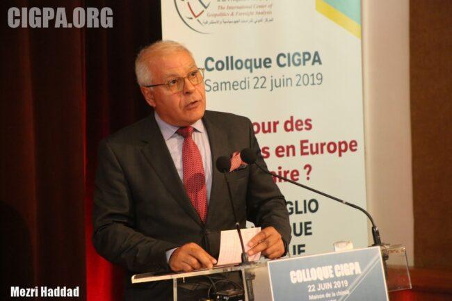 Mezri Haddad aux Tunisiens : « Souriez chers compatriotes, vous êtes célèbres dans le monde ! »