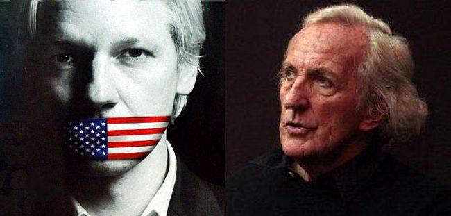 Témoin oculaire de l'agonie de Julian Assange (Arena On Line)