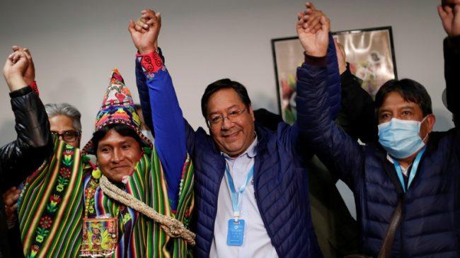 La Bolivie comme nouvelle aube