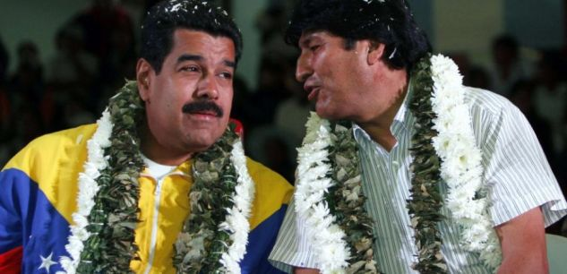 L'étrange contrecoup de la Bolivie ou chronique d'une défaite américaine annoncée