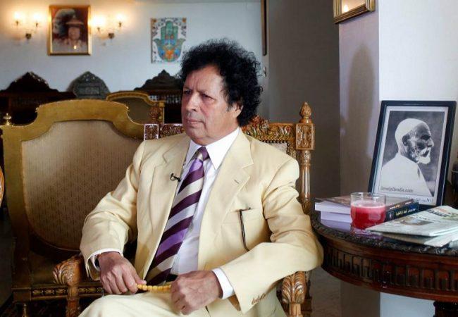 LIBYE : Ahmad Kadhaf al-Dam, cousin de Mouammar Kadhafi, compte porter plainte contre Hillary Clinton devant la justice
