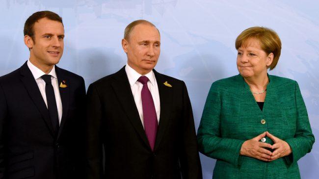 Paris-Berlin contre Moscou: L'axe des fous en fer-blanc de l'UE