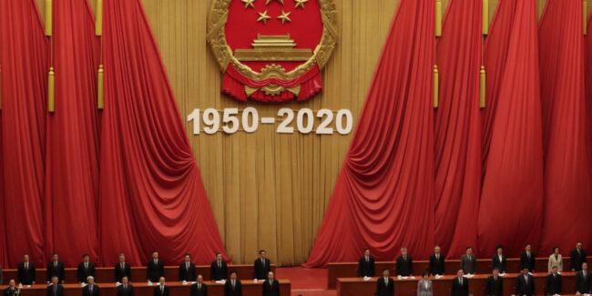 La Chine rappelle aux États-Unis les enseignements de la guerre de Corée