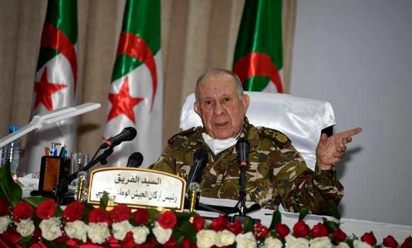 Saïd Chanegriha, chef d'État-Major de l'ANP : La révision de la Constitution est une priorité pour l'Algérie