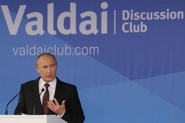 Le rôle de l'État dans l'économie, selon Poutine