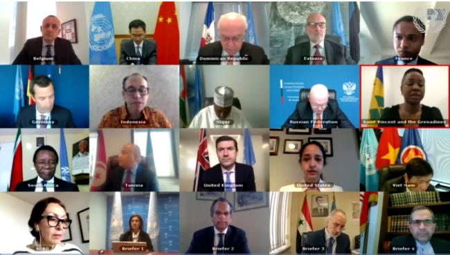 ONU : USA, OTAN, Turquie, Israël… un même combat pour le pillage et la poursuite de la guerre terroriste en Syrie