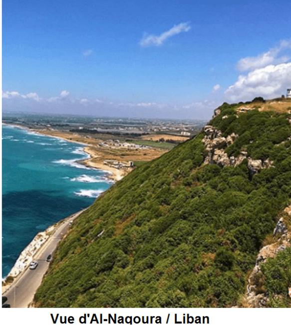 Liban / Israël : Les dessous des cartes des lignes frontalières maritimes en discussion…