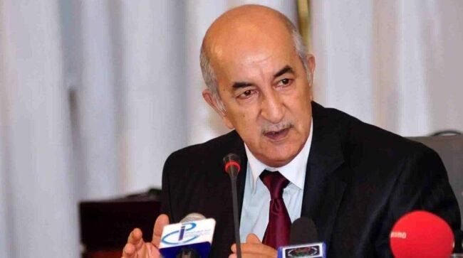 Le Président Abdelmadjid Tebboune en bonne voie de rétablissement