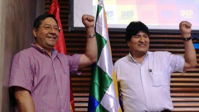 Élection du président Luis Arce en Bolivie : une défaite pitoyable pour les États-Unis