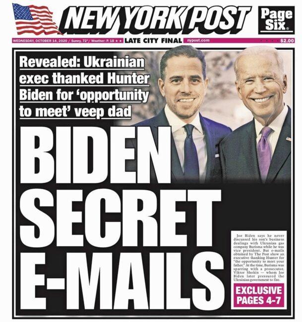 Les affaires impliquant Hunter Biden pourrait aider Hillary Clinton à devenir vice-présidente