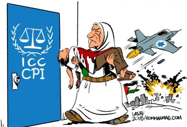 Oberlin voit déjà Netanyahou au tribunal