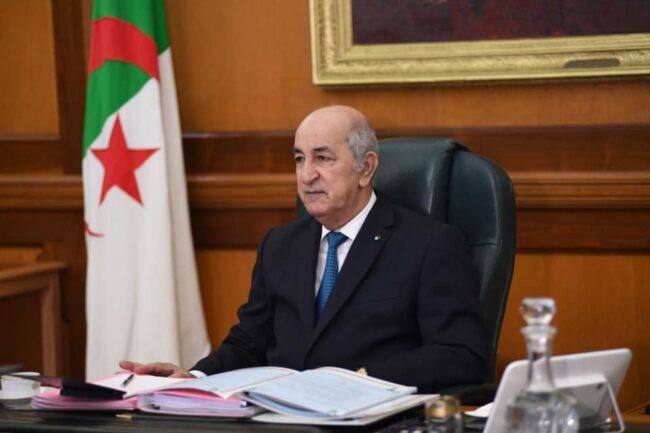 Officiel : Le Président Tebboune achève le protocole de soins prescrit