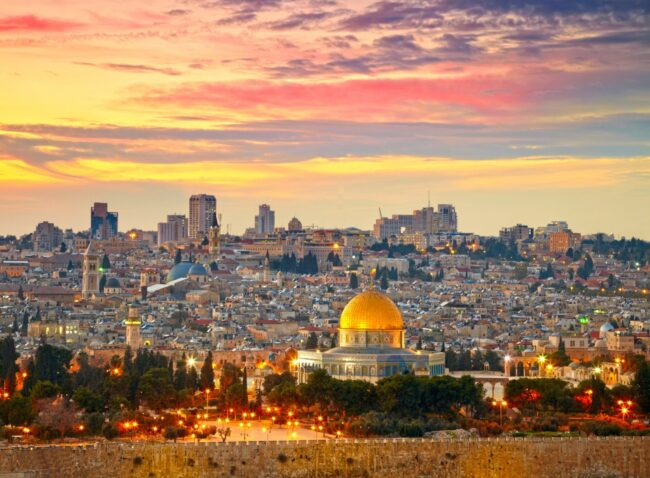 DEPUIS UN DEMI-SIECLE : JERUSALEM OCCUPEE…