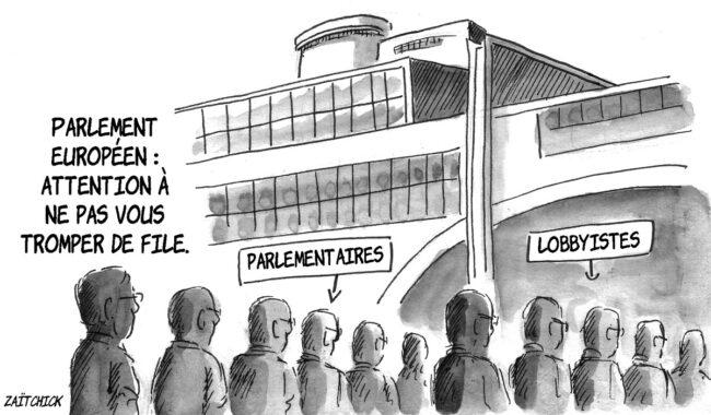 L'Algérie face à l'Union européenne et ses lobbys