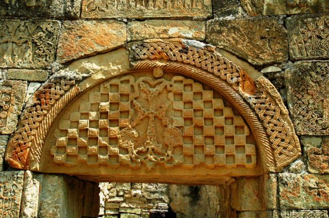 Karabagh le patrimoine est en danger