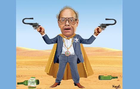 De quoi Moncef Marzouki est-il le nom ?La haine de l'Algérie comme sacerdoce