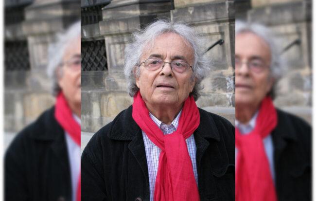 Plus de 140 artistes rendent hommage au poète Adonis