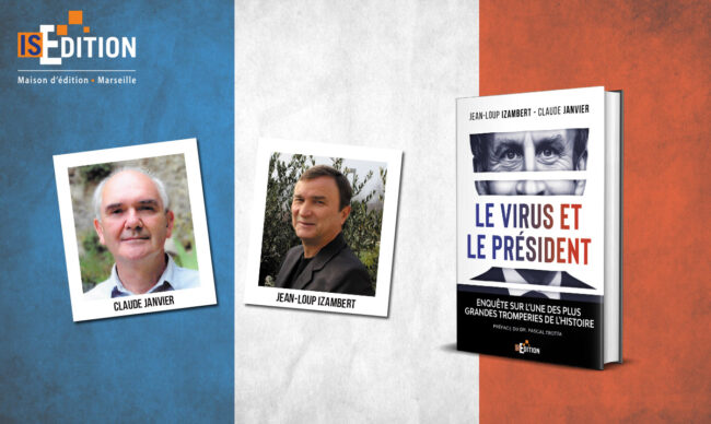 Jean-Loup Izambert et Claude Janvier – Le virus et le Président