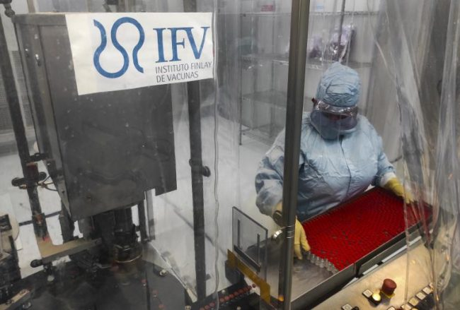 Coronavirus : bienvenue à Cuba, l'île aux vaccins
