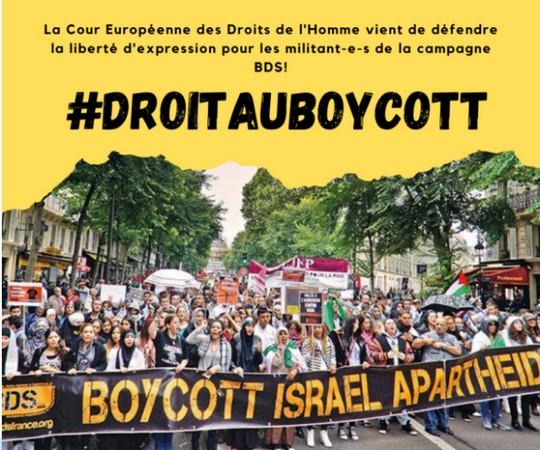 LETTRE OUVERTE À ÉRIC DUPOND-MORETTI à propos du boycott des produits israéliens issus des colonies