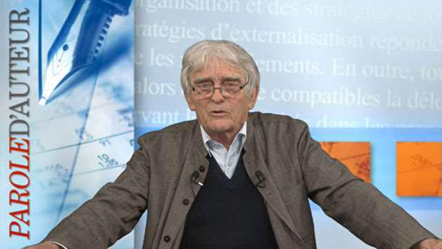 POUR LE 90èmeANNIVERSAIRE D'ALAIN JOXE: L'INTELLIGENCE DES CRISES ET DES CONFLITS1…