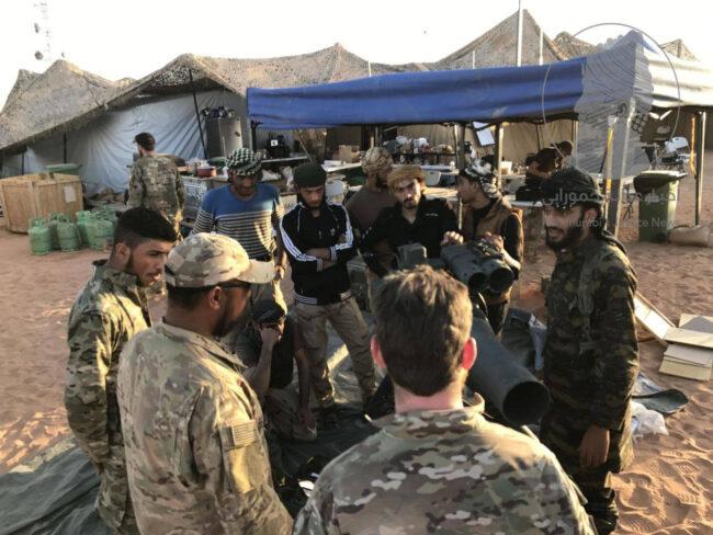 Syrie : Al-Tanf, contrôlé par les États-Unis, sert-il de base à«l'ISIS»– vérité ou propagande ?
