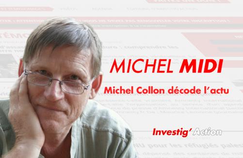 Michel Collon : «Nos dirigeants n'ont pas l'esprit scientifique et n'ont pas fait l'effort de comprendre»