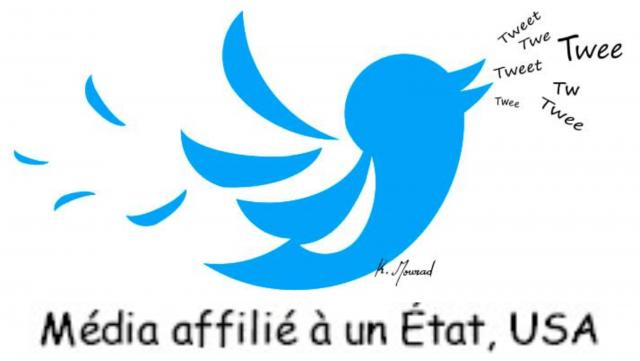 Twitter, le petit oiseau bleu qui gazouille faux