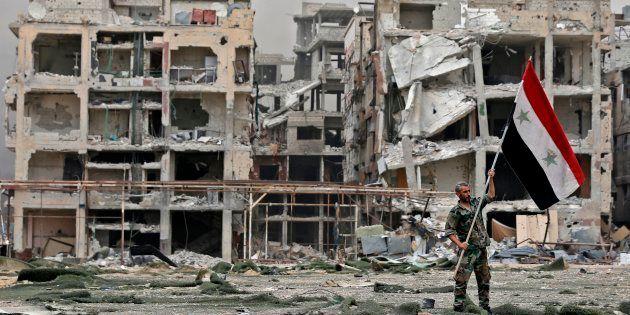 FICHEZ LA PAIX A LA SYRIE !