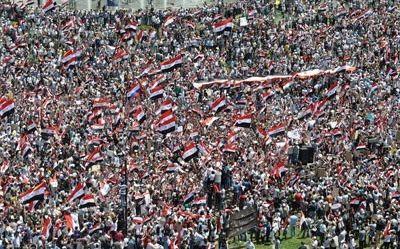 SYRIE : LE CHŒUR DES PLEUREUSES