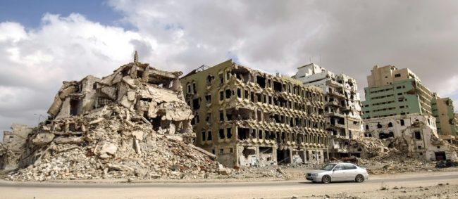 LIBYE: QUI SÈME LE VENT, RÉCOLTE LA TEMPÊTE