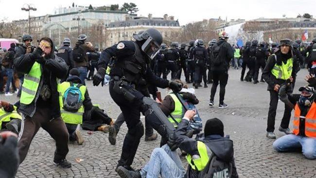 Hiraks, Gilets Jaunes: répressions, partis-pris médiatiques