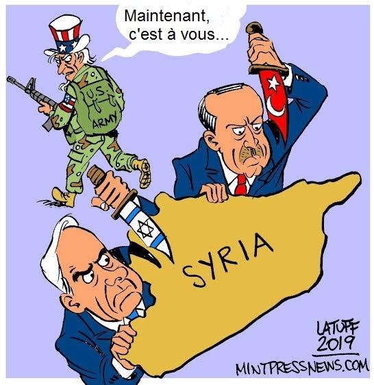 Syrie : Le mal et son remède...
