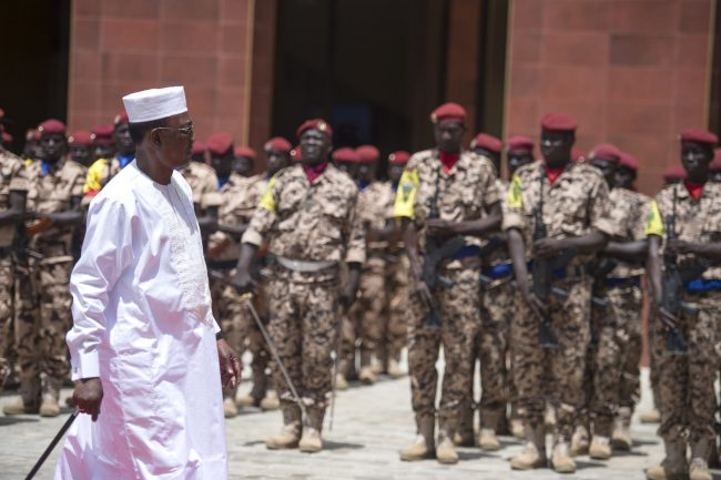 Parlons du Tchad, voulez-vous ?