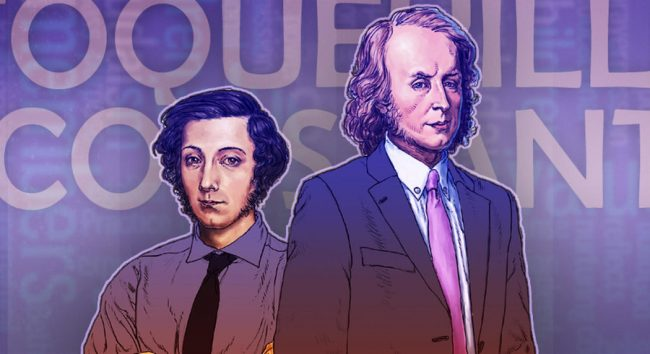 Constant et Tocqueville: le grand effroi