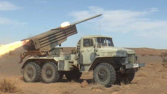 Les forces sahraouies poursuivent les attaques contre les forces d'occupation marocainne