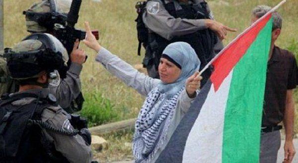 « La Femme palestinienne est l'avenir de l'homme »