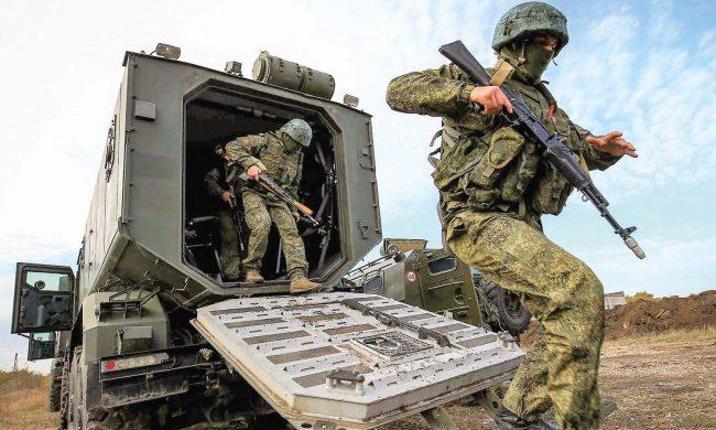 Quelques réflexions sur le prochain conflit entre l'Ukraine et la Russie