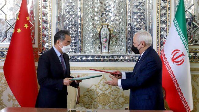 GEOPOLITIQUE - Le pacte Chine-Iran change la donne