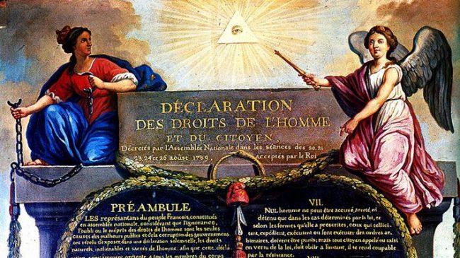 LES DROITS DE L'HOMME CONTRE LA DÉMOCRATIE