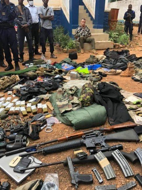 Centrafrique : la Guerre de Barbouzes