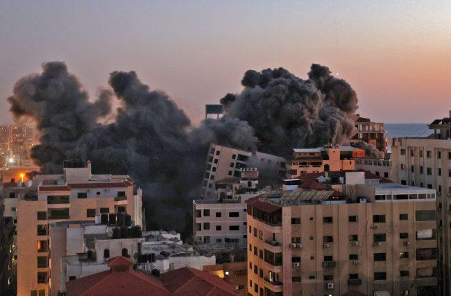 Les règles dictées par Bernard Langlois pour couvrir le conflit israélo-palestinien