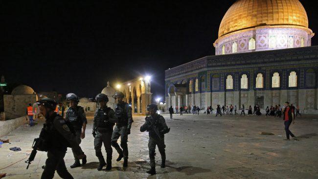 Jérusalem est à prendre