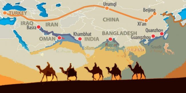 Un Moyen-Orient en marche vers l'Eurasie
