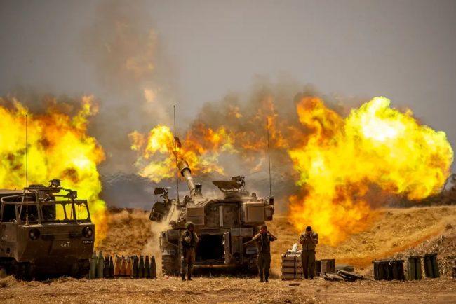 Palestine et pétainisme