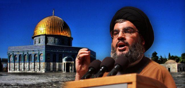 Escalade militaire en Palestine. Le Hezbollah est prêt à se joindre au combat