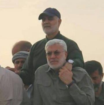 Des responsables américains affirment que des Kurdes irakiens ont aidé à tuer Qassam Soleimani