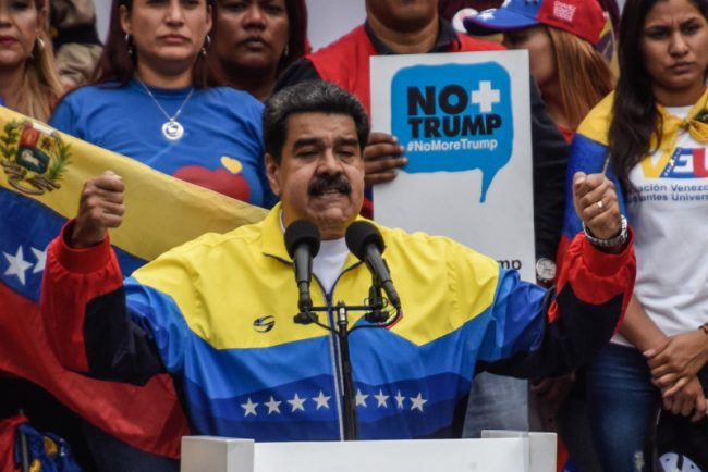 Comment Maduro a vaincu les sanctions américaines (foreignpolicy.com)