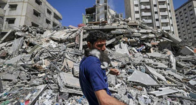 Le Hamas palestinien a gagné face à Israël